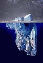 Iceberg de la blogosphère