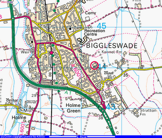 Directions To Biggleswade Sc Barnet Copthall Swimming Club