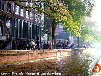過而不入的遺憾:Anne Frank Museum Amsterdam