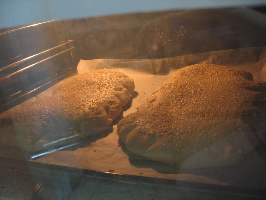 Pin barbari bread nan e persian flat on pinterest