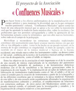 MANIFIESTO CONFLUENCES