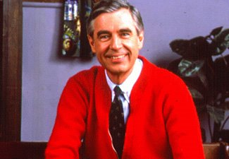 Making Mister Rogers Me The Sweater The Senator And The Vox