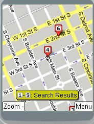 Google Maps for mobile devices