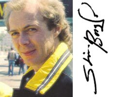 Slim Borgudd: miembro de ABBA, piloto de F1 y camionero. Top that!