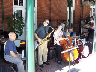 Live jazz with Project Natale