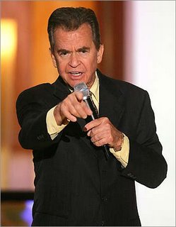 Dick Clark on New Year's Eve