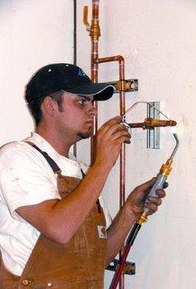 Forensic plumber