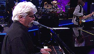 Michael McDonald, former Doobie Brothers frontman