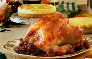 Thanksgiving Day dinner