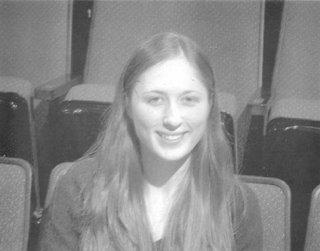 Aspiring actress Katie Allen