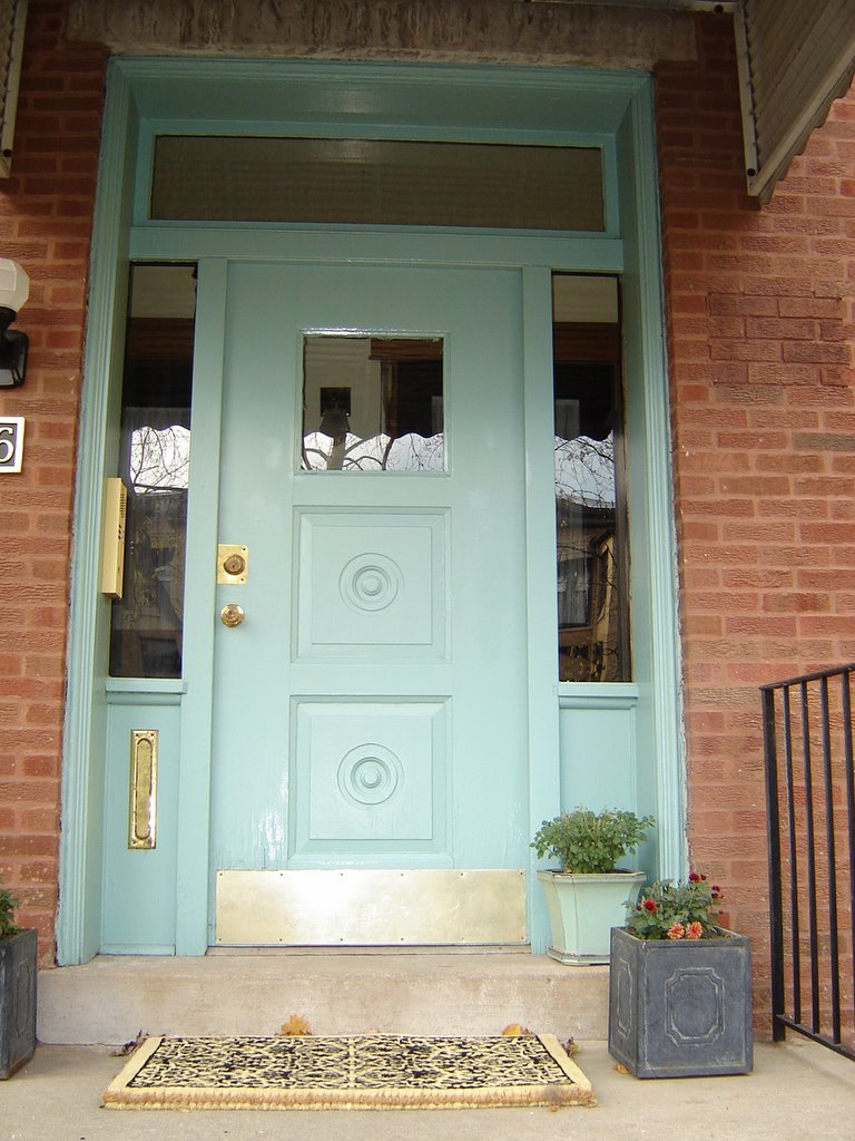Before Our Awning Is Installed, Weu0027ll Be Repainting The Front Door A More  Period Appropriate Color. Our Home Was Built In 1910 And Has Some Arts And  Crafts ...