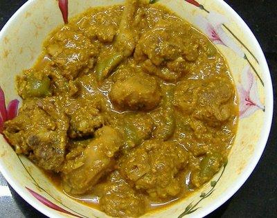 Chicken-Masala-Dahi-Curd-Capsicum