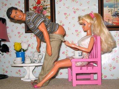 Секс игрушка барби