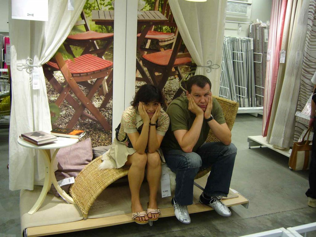 nippon insights of two gaijins i k e a. Black Bedroom Furniture Sets. Home Design Ideas