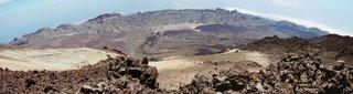 Vista desde el Teide