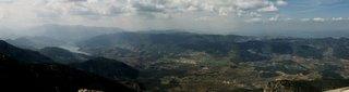 Jaén desde el Yelmo