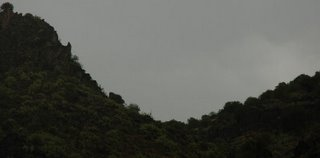 July 2, 2006 Monsoon comes to Echo Canyon….