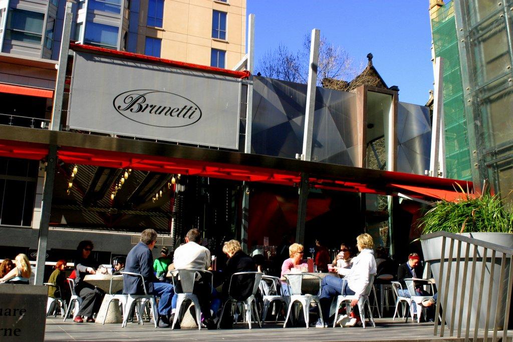 Brunetti City Square Cafe