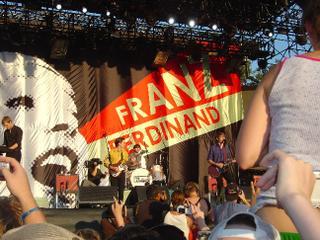 Franz Ferdinand (Day 3)