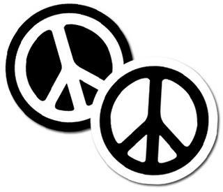 Peace Buttons Peace Symbol Image