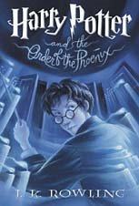 Order of the Phoenix Cover