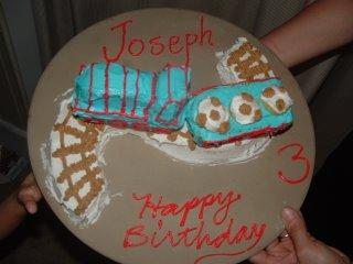 Birthday Cake For Joseph ~ The bethany harty joe s birthday cake