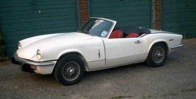 Treough Bmw To Make A Triumph Sports Car