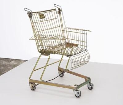 Treough shopping cart chair for Chair shopping