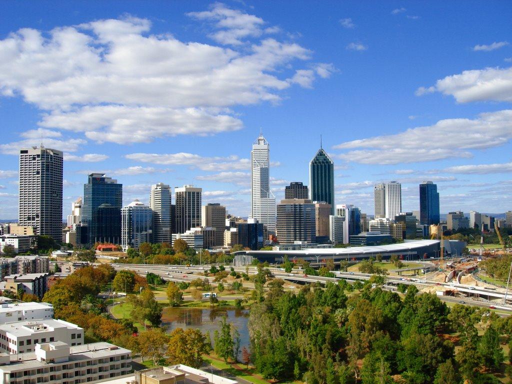 Beautiful Kings Park Perth Australia Amazing Views Skyscrapercity