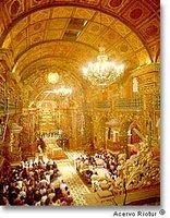 Todo domingo ás 10 hs da manhã missa em canto Gregoriano.