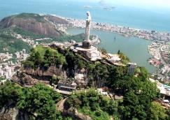 Uma da mais bela vista da cidade do Rio