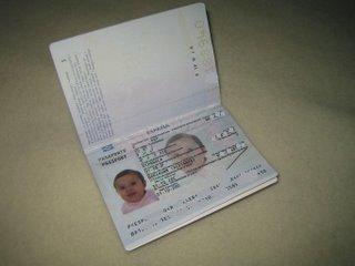 Il est pas beau ce passeport!!!