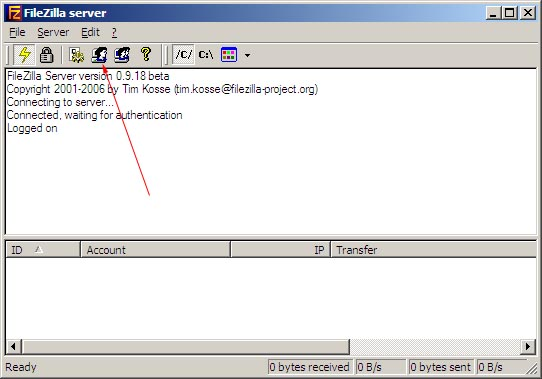 Crear un servidor FTP en sus casas (Windows xp, vista y 7)