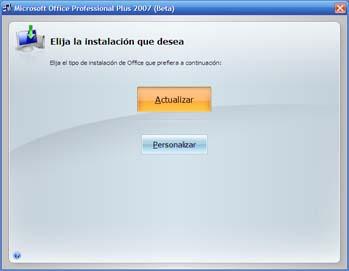 La vida de un informático: Screenshots Microsoft Office 12 Beta