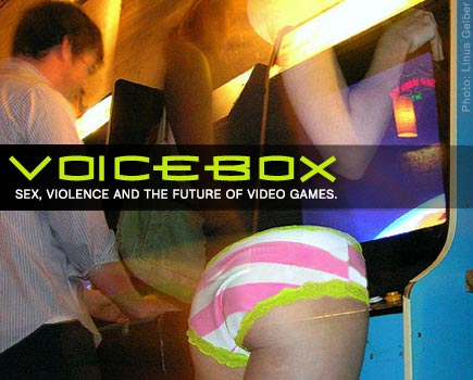 Future sex in video games confirm. join