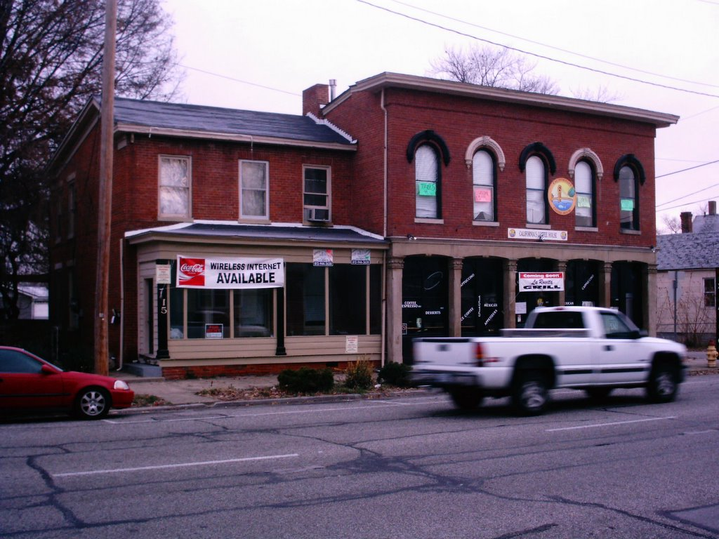The market street new albany location of la rosita s is open and