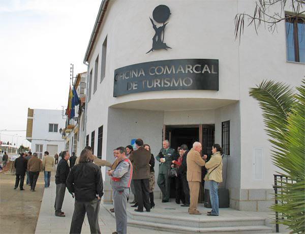 Solienses oficina comarcal de turismo for Oficina turismo cordoba