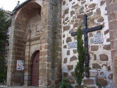 Parroquia de San Mateo de Villanueva del Duque