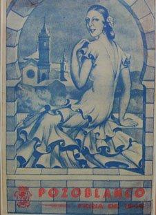 Cartel de Feria de 1946