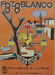 Cartel de Feria de 1988