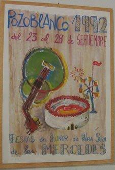 Cartel de Feria de 1992