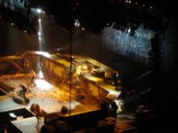 Iron Maiden playing A Matter of Life and Death