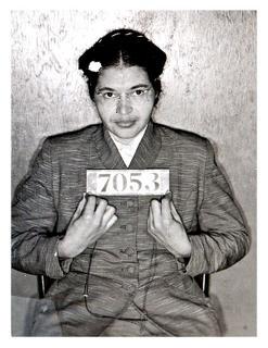 R.I.P. Rosa Parks
