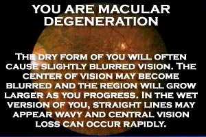Which Eye Disease Are You?