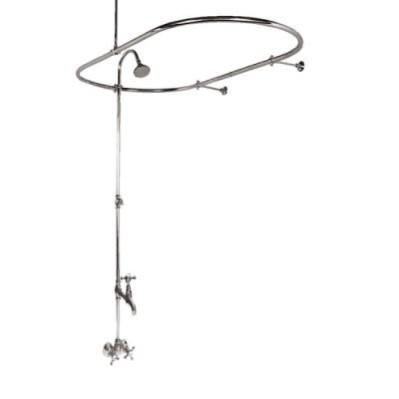 Turn Clawfoot Tub Into Shower Bathroom Design Interesting Small