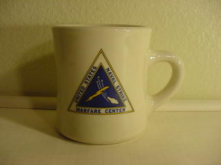 US Navy Naval Strike Warfare Center Mug / Coffee Cup