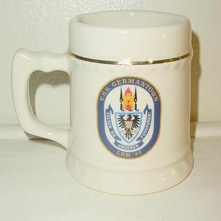 Navy USS Germantown (LSD 42)  Mug / Coffee Cup