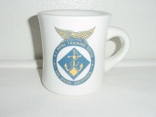 US Navy Naval Training Center NTC San Diego Mug Coffee Cup