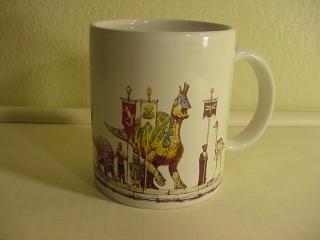 Dinotopia Mug