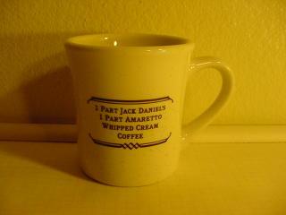 Jack Daniel's Tennessee Mud Cup Mug
